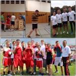 Trainingsalltag 2014
